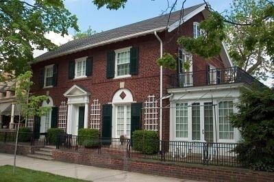 Red brick black shutters feels like home to me pinterest - Red brick house black shutters ...