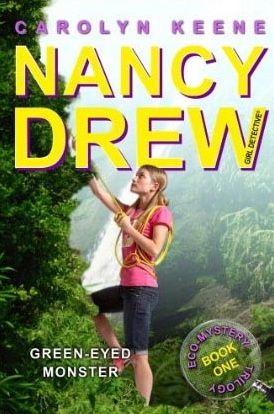 Nancy drew books in the stacks episode 17 nancy drew eco mystery
