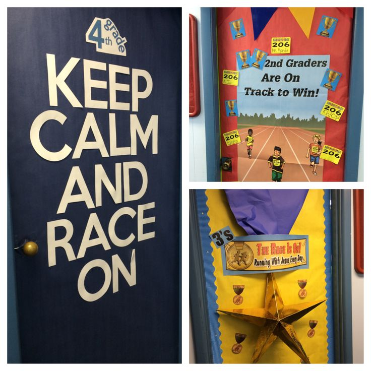 The Race Is On Vbs