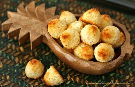 Coconut Pineapple Gem Cookies Recipes — Dishmaps