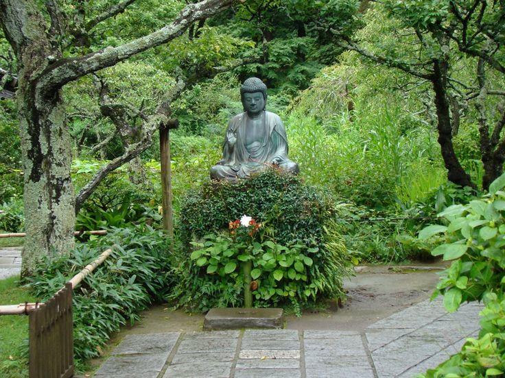 Buddha Garden   Jardines Orientales   Pinterest