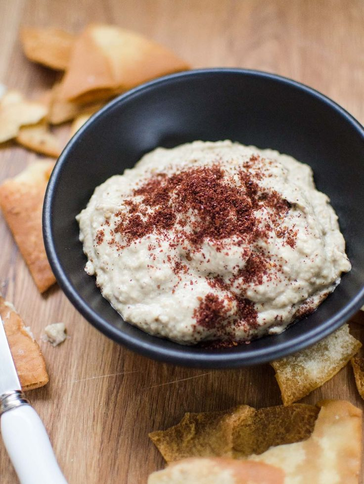 Baba Ghanoush | Recipe