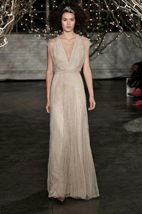 Jenny packham  Vestidos de novia- Wedding dresses- Robes de mariée-B ...