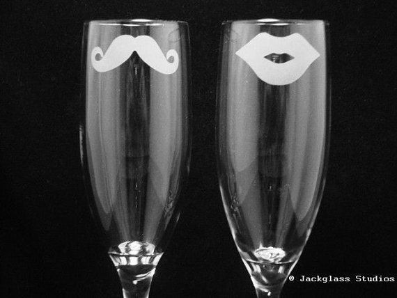 As seen in Wedding Style Magazine  His and Hers by Jackglass, $24.95
