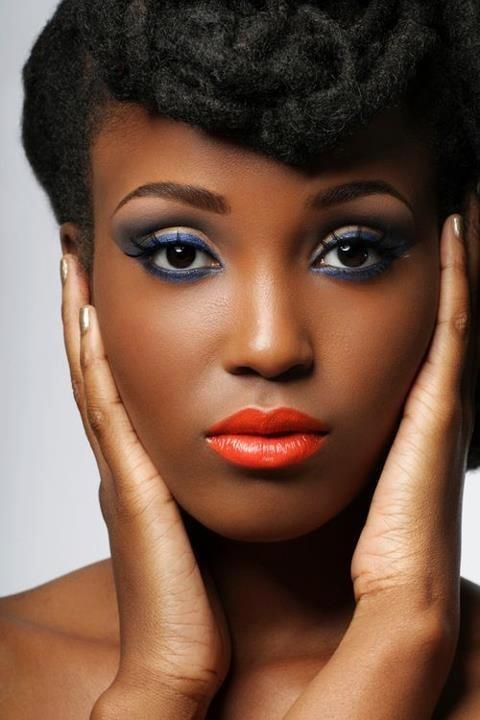 Lipstick Colors For Dark Skin Black Women Lipstick Colors For Dark Skin