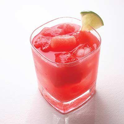 Watermelon Gin Fizz..5 cups diced watermelon, divided 6 ounces gin ...