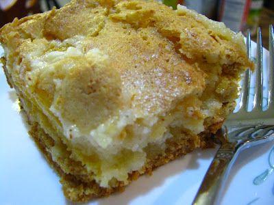 Gooey Peachy Butter Cake