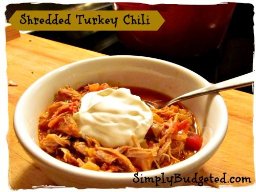 More like this: turkey chili , chilis and turkey .