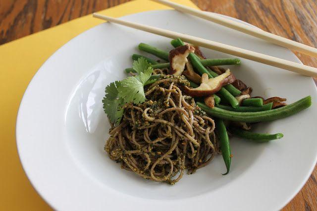 Thai Basil Pesto | Food | Pinterest