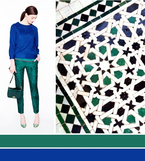 Cobalt blue and kelly green kelly green pinterest