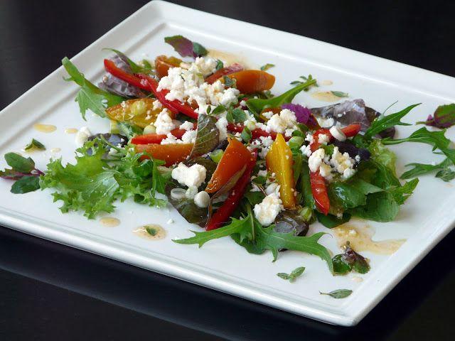 Golden Roasted Beet and Feta Salad | Food on Friday: Beetroot | Pint ...