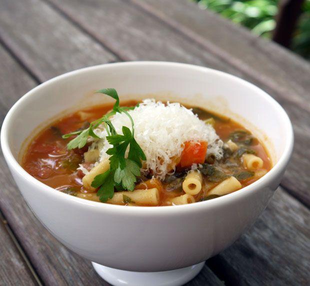 Chunky Celery Soup Recipe — Dishmaps