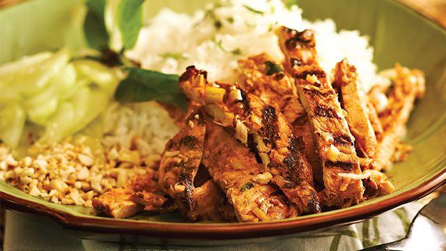 Vietnamese Lemongrass And Chili Grilled Chicken | Food News Journal