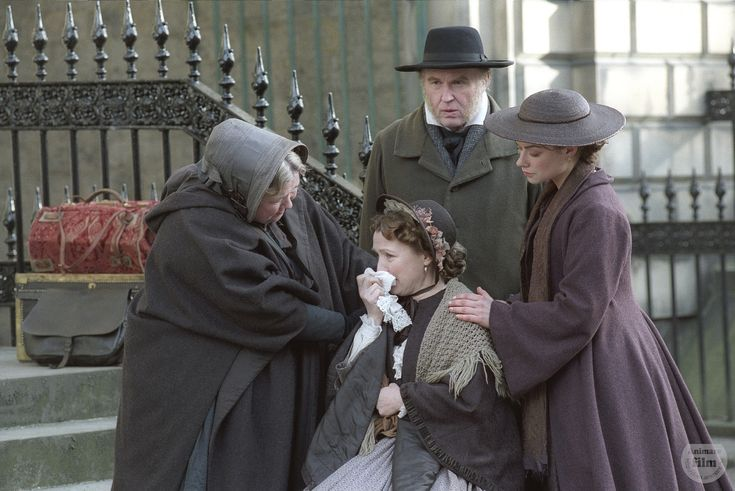 North & South (2004), starring Richard Armitage, Daniela Denby-Ashe, Brendan Coyle, and Anna Maxwell Martin