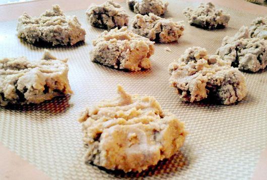 cashew butter cookies | Recipes | Pinterest