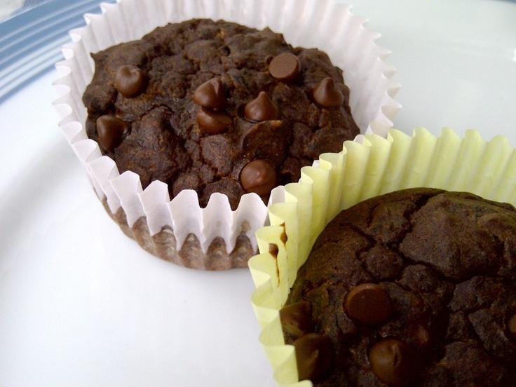three bite peppermint brownies | Gluten Free Yummies | Pinterest