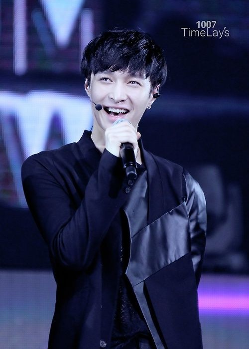 his smile ** | ...