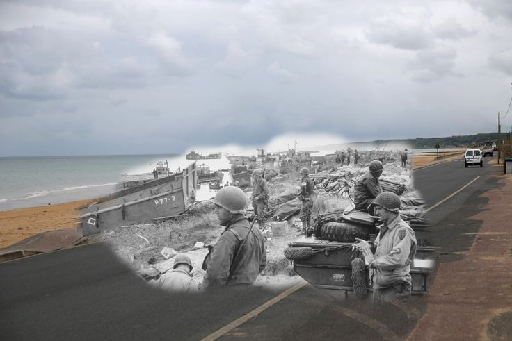 d day landings omaha beach