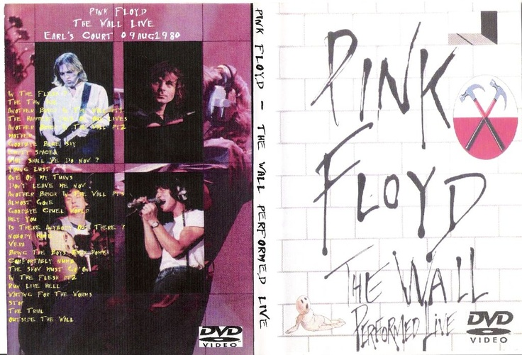 """Pink Floyd's """"The Wall"""" Tour, 1980-1981"""