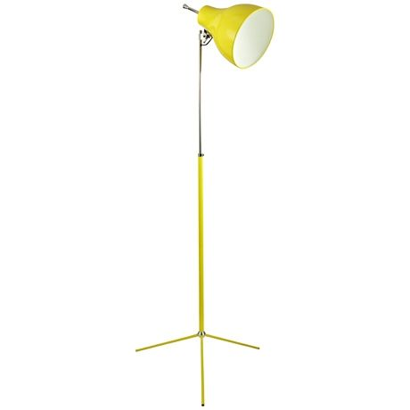 freedom studio floor lamp yellow lighting pinterest