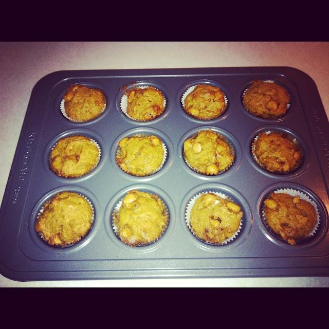 Mini Pumpkin Butterscotch Muffins | I love Food | Pinterest