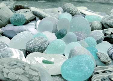 sea glass ... <3 the ocean