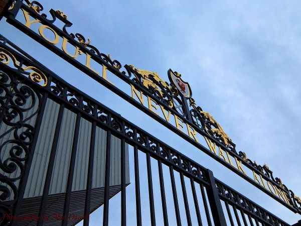 Shankly gates liverpool fc pinterest
