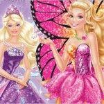 Filme da Barbie Butterfly e a Princesa Fada