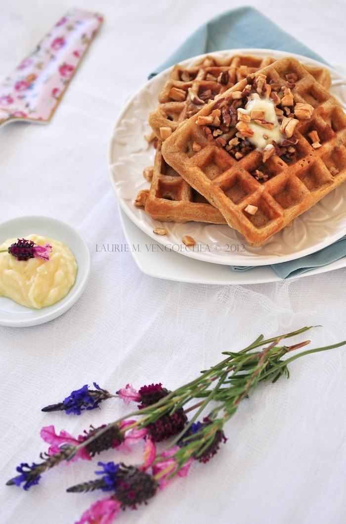 brown butter waffles recipes dishmaps waffles and brown butter waffles ...
