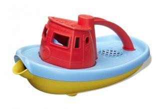 Kleurrijke boot | Villa Kakelbont, een hippe bio, eco en fair trade webshop voor coole kids!