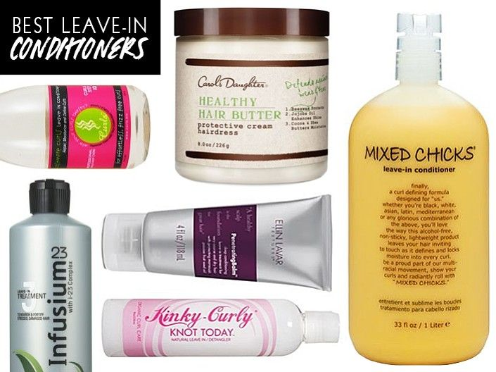 The Best LeaveIn Conditioners for Textured Hair