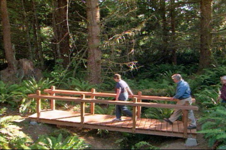 Download image Wooden Footbridge PC, Android, iPhone and iPad ...
