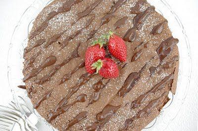 CHOCOLATE ESPRESSO PECAN TORTE | A D - Pies - Fruit (Tarts/Crisps/C…