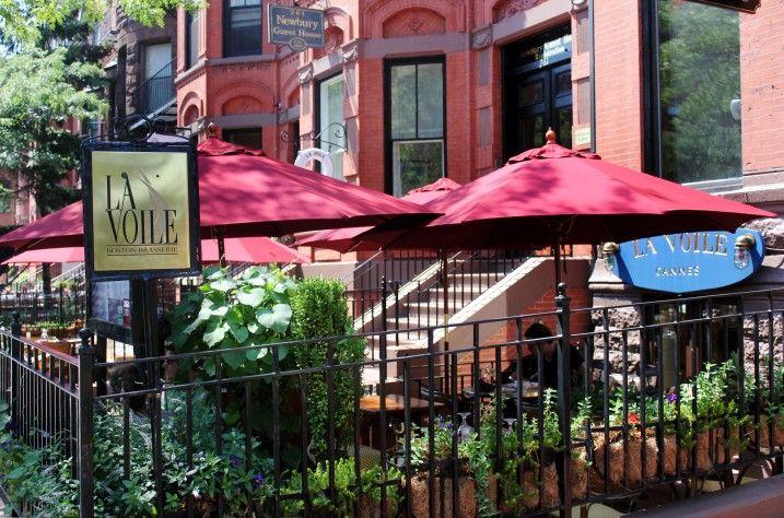 La Voile Restaurant Boston