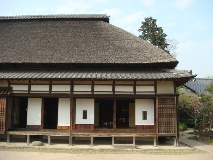 Japanese old house for Classic japanese house