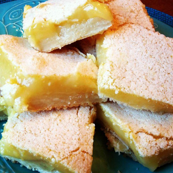 Lemon Bars | Recipe