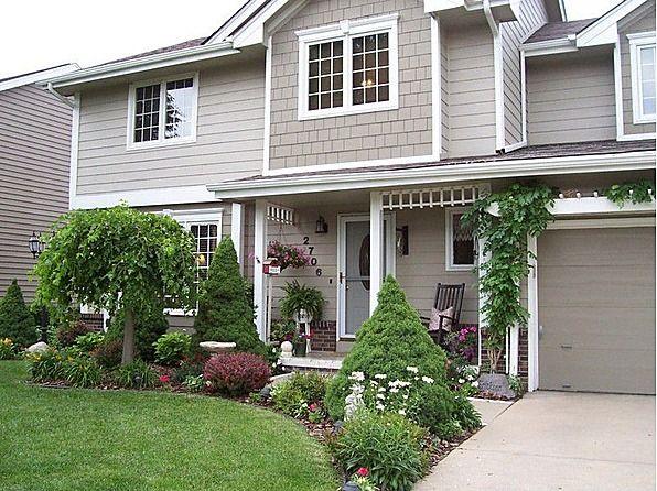 Great Front Yard Garden Gardening Landscaping Pinterest