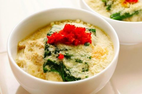 spinach rice gratin recipes dishmaps spinach gratin pasta and spinach ...