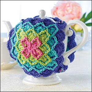 Justjen-knits&stitches: Little Mouse Tea Cosy