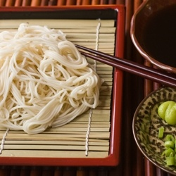 ... /vegetarian vesion of a dipping sauce for cold somen or soba noodles