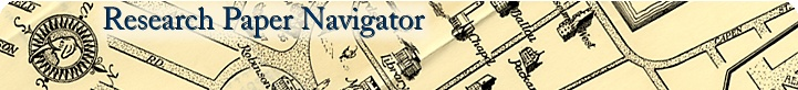 Tufts university research paper navigator