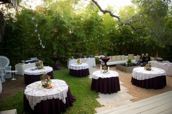 Nice Backyard Weddings :  Me Pretty  Gallery  someones great backyard wedding  Pinter