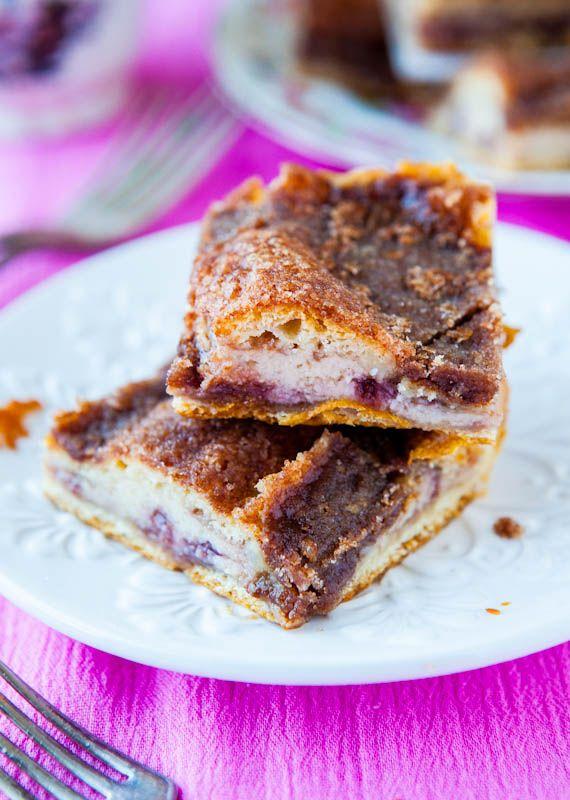 Cinnamon cream cheese & jelly danish | Must Eat - Breakfast | Pintere ...