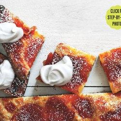 Apricot-Anise Tarts | Nom, nom, nom delicious food | Pinterest