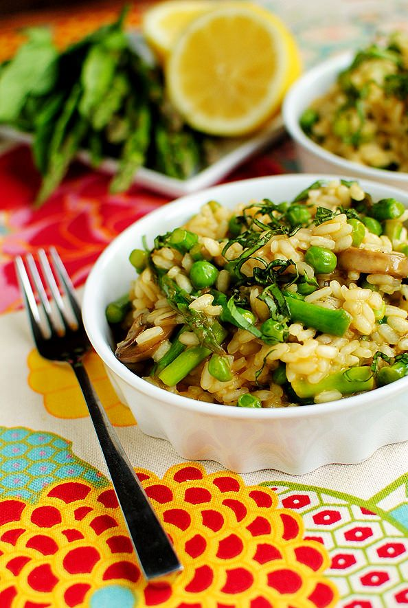 Spring Risotto | Food | Pinterest
