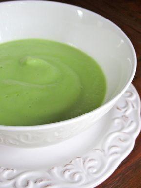 edamame soup | FOOD! | Pinterest