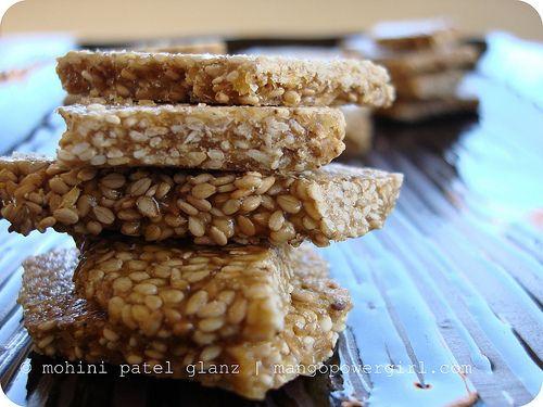 sesame brittle | Food | Pinterest