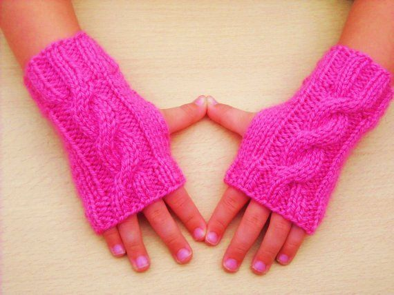 Childrens Gloves Knitting Pattern : Pin by Mary Good on Sewing, Crochet & Knitting Pinterest