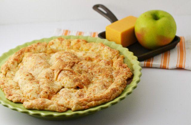 apple cheddar pie 4 | Pie Lab | Pinterest