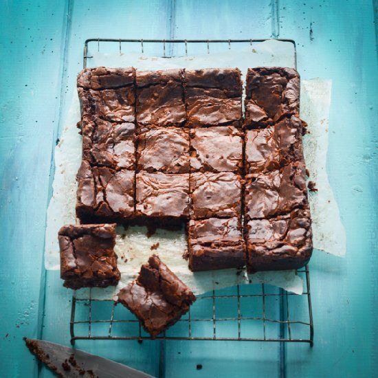 My New Favourite Brownies | food and drink | Pinterest